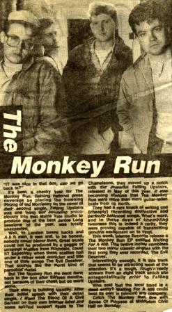 Monkey Run 1
