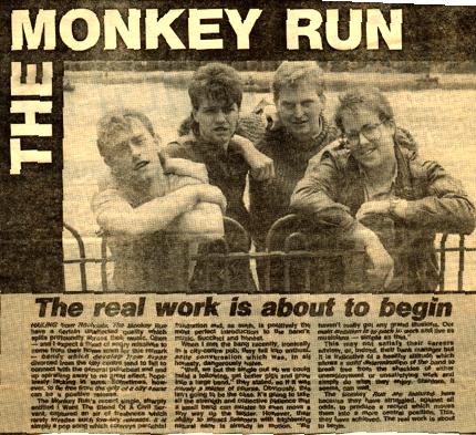 Monkey Run 2