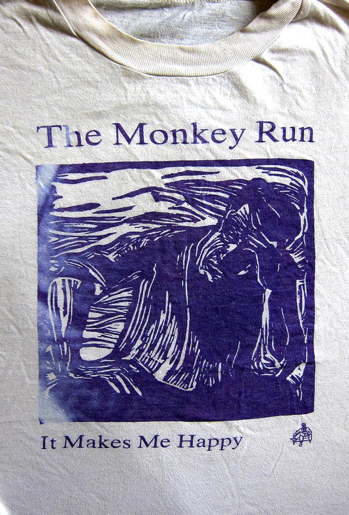 Monkey Run T-shirt
